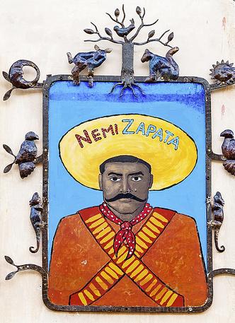 Фото №10 - Новый мир в штате Чьяпас: жизнь революционных сапатистов в Мексике