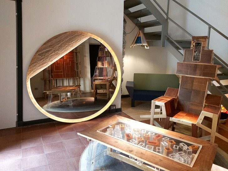 Фото №9 - Выставка Ro Collectible Design 2021 в галерее Россаны Орланди