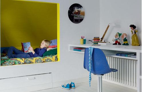 Фото №1 - 13 идей для оформления детской
