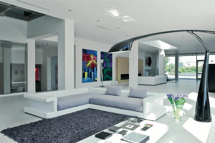 Фото №4 - Самые красивые комнаты за 20 лет: гостиные