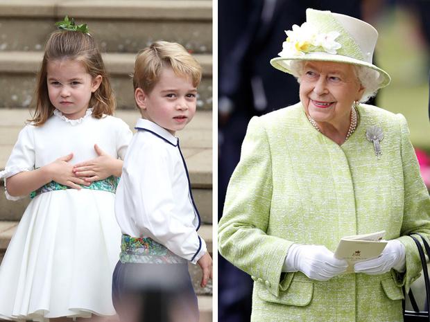 Фото №1 - Королевское хобби, которое Джордж и Шарлотта переняли у Елизаветы II