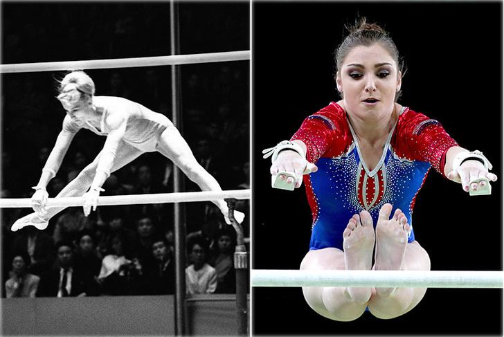 Фото №3 - Эволюция спортивной гимнастики: от табуретки до тройных сальто