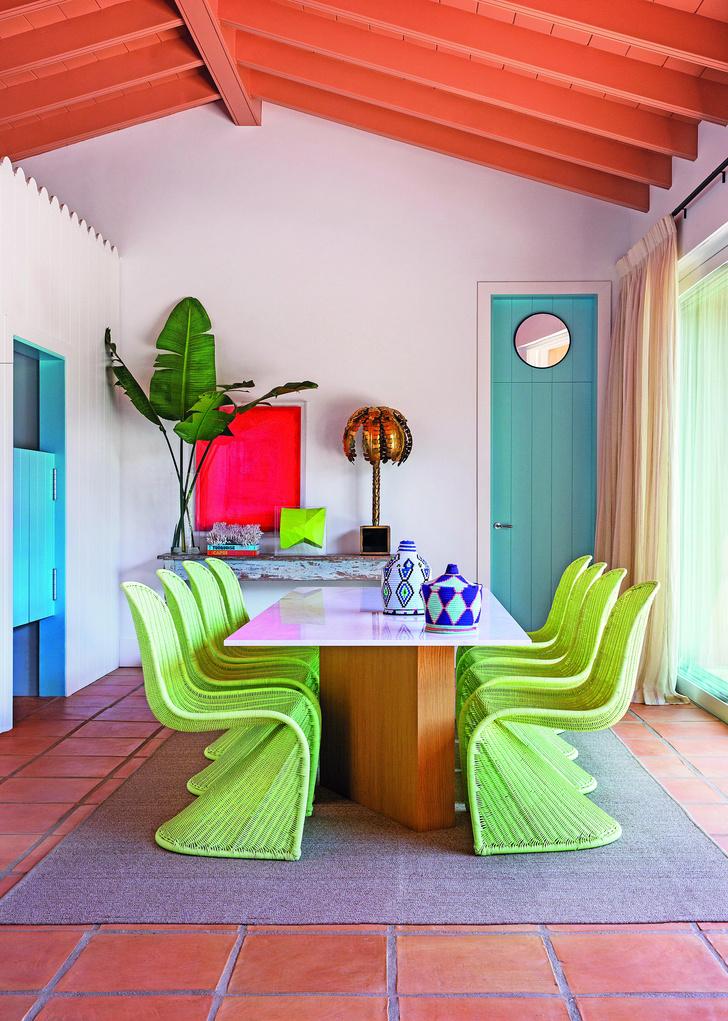 Фото №6 - Яркий летний дом дизайнера Луиса Гарсиа Фрайле в Марбелье