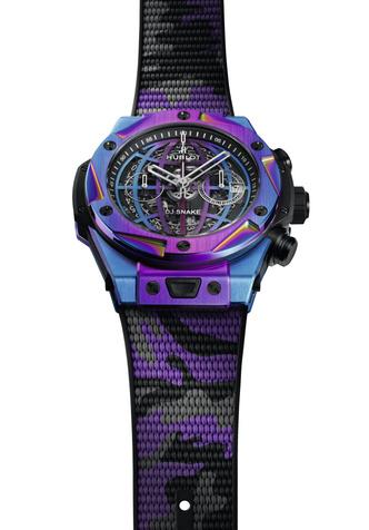 Фото №7 - Сила музыки: Hublot выпустил часы совместно с DJ Snake
