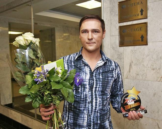 Юрий Шатунов на «Песне года»