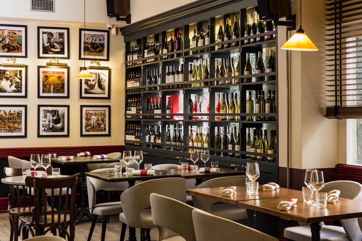 Фото №10 - Уютный ресторан Numa в Риме
