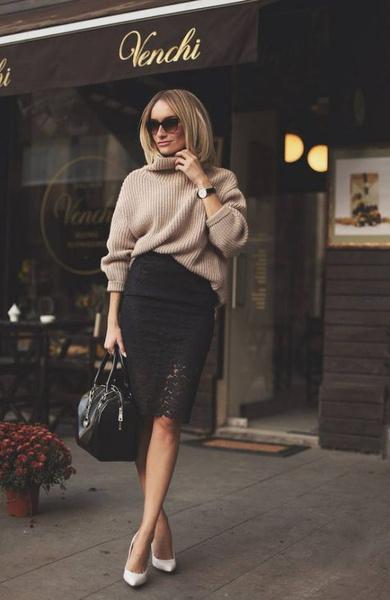 Фото №4 - Антитренд: как НЕ нужно носить юбки зимой ❌