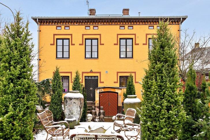 Фото №2 - Дом шведского стилиста Мари Ниландер в Сконе