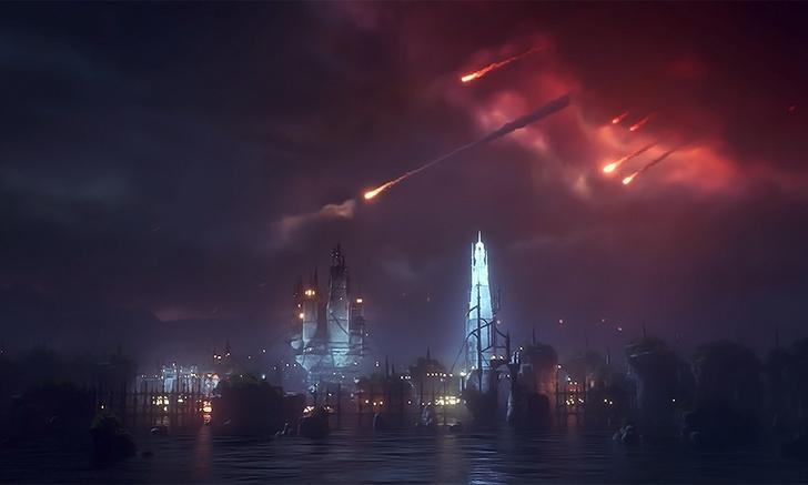 Фото №1 - 7 лучших CGI-трейлеров видеоигр всех времен