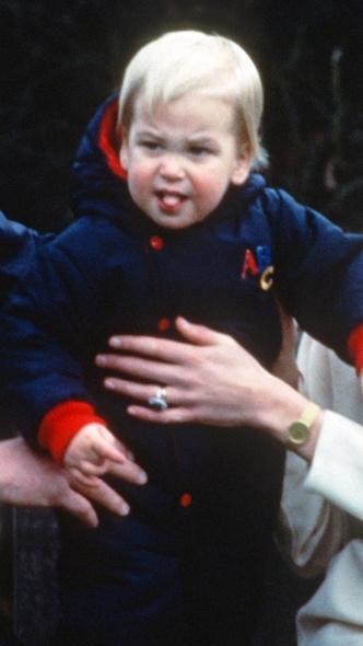 Фото №8 - Самые милые фото, на которых принцев Уильяма и Джорджа не отличить друг от друга