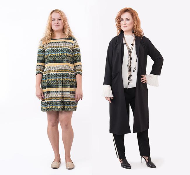 Как изменить имидж: участники модного преображения от Bogomolov' Image School