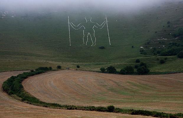 Фото №10 - Тайны гигантских меловых фигур