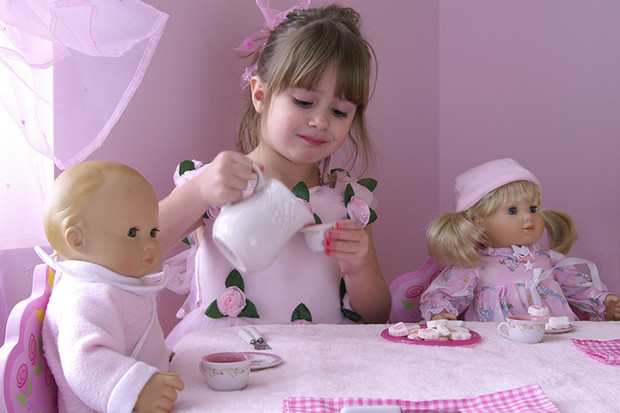 Фото №3 - Примета времени: девочка без куклы