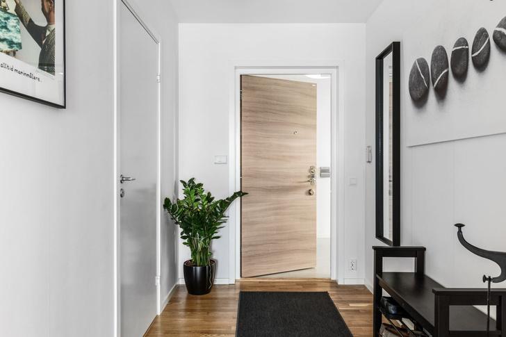 Фото №10 - Квартира 84 м² в светлых тонах в Стокгольме