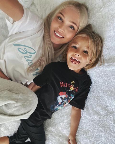 звезды, которые рано стали мамами