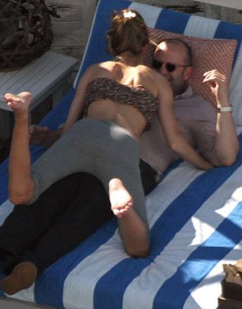 Секс в голливуде на пляже