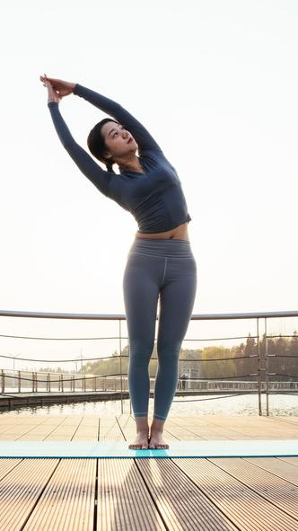 Фото №4 - Гимнастика Цигун: 4 простых упражнения, которые улучшат работу всего организма