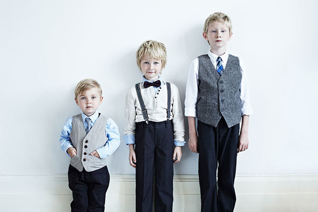 Фото №1 - Трое мальчишек: главные условия перемирия