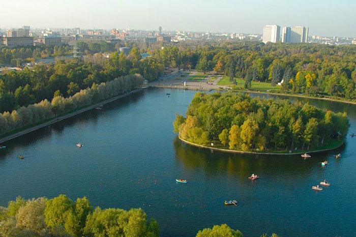 Фото №10 - 13 лучших парков Москвы для семейного отдыха