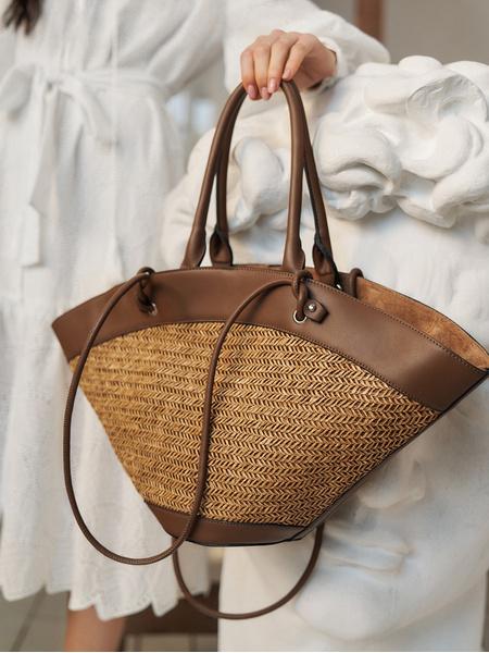 Фото №2 - Самые большие и стильные сумки для пикников и поездок 👜