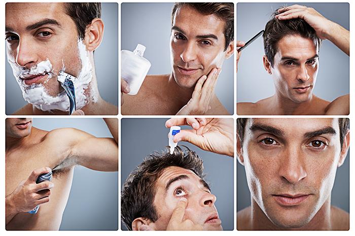 Фото №2 - Мужская косметика:последние тренды