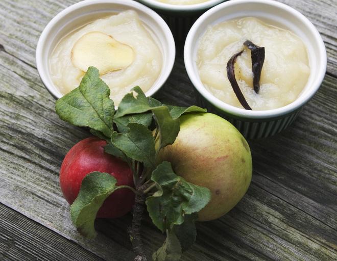 рецепт соуса из яблок