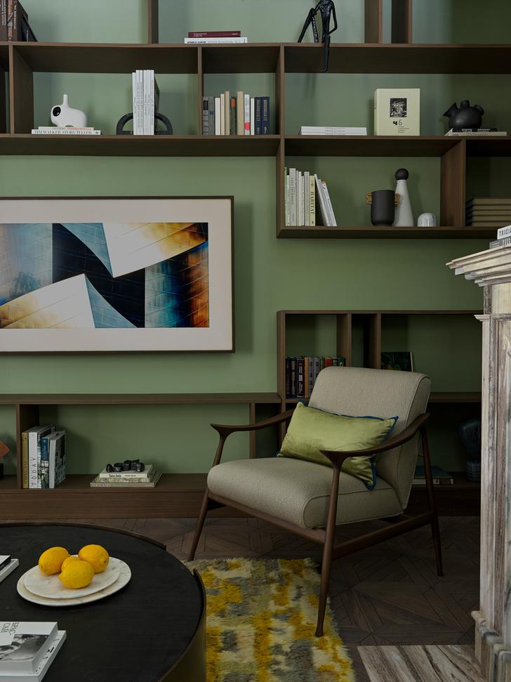 Фото №4 - Лучшие цвета для гостиной: 6 вариантов