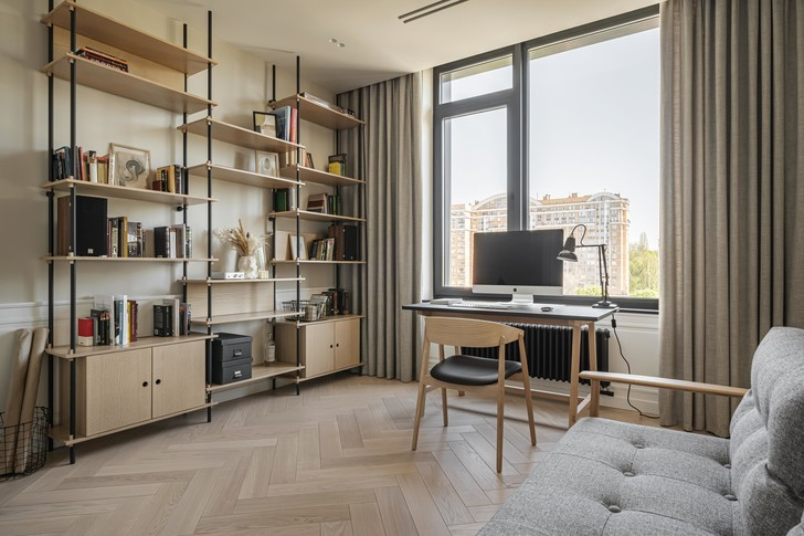 Фото №7 - Квартира в скандинавском стиле в Киеве