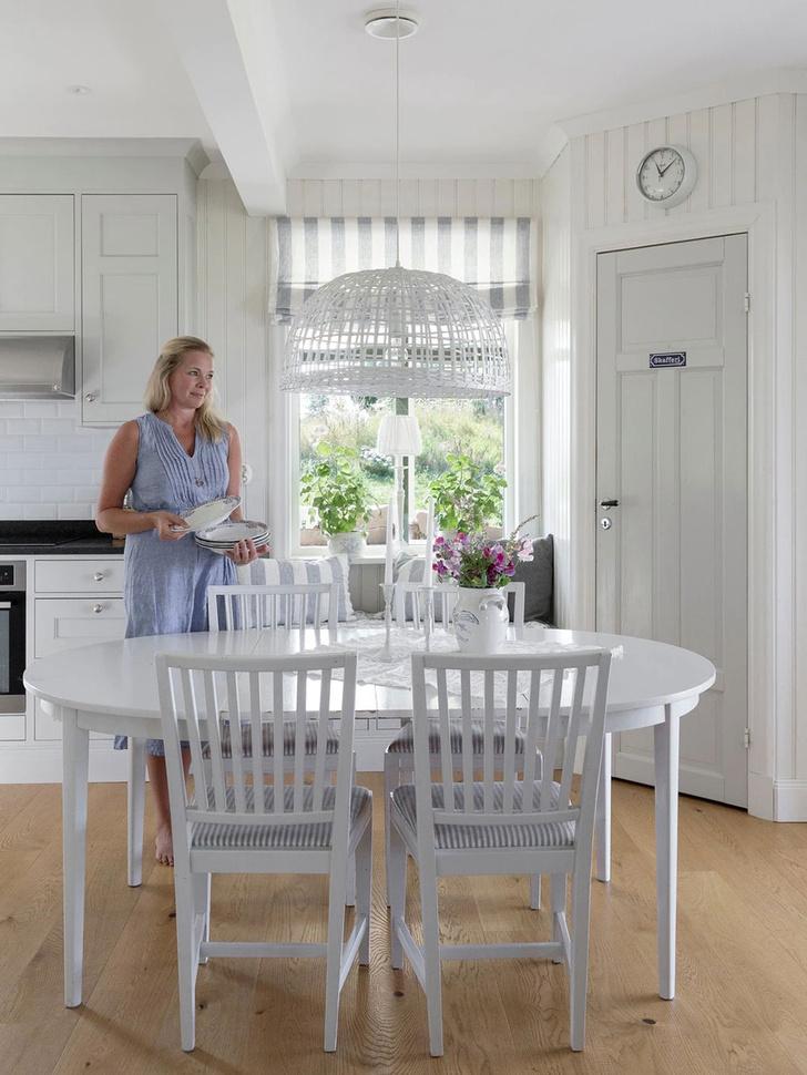 Фото №4 - Светлый дом для большой семьи в Швеции