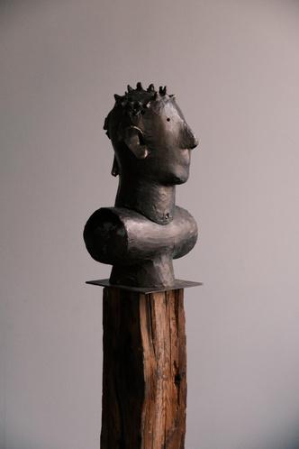 Фото №2 - Выставка петербургских скульпторов в Flor et Lavr Gallery