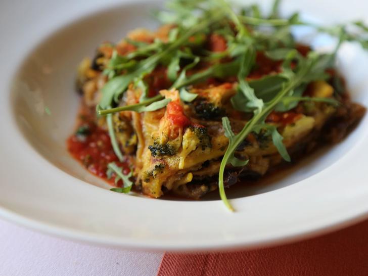 Фото №3 - Итальянские гастрономические традиции в новом прочтении: постное меню в ресторане Osteria Unica