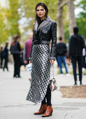 Фото №9 - С чем носить юбки макси: 7 универсальных сочетаний на любой случай