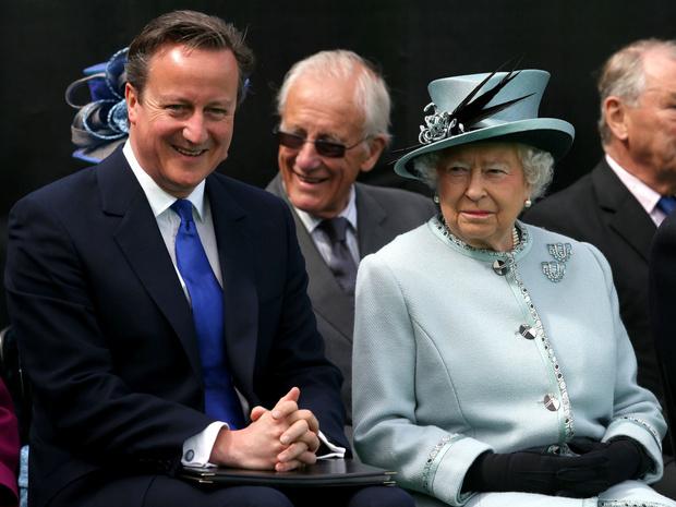 Фото №1 - Гнев Королевы: как премьер-министр Британии вынудил Елизавету нарушить протокол