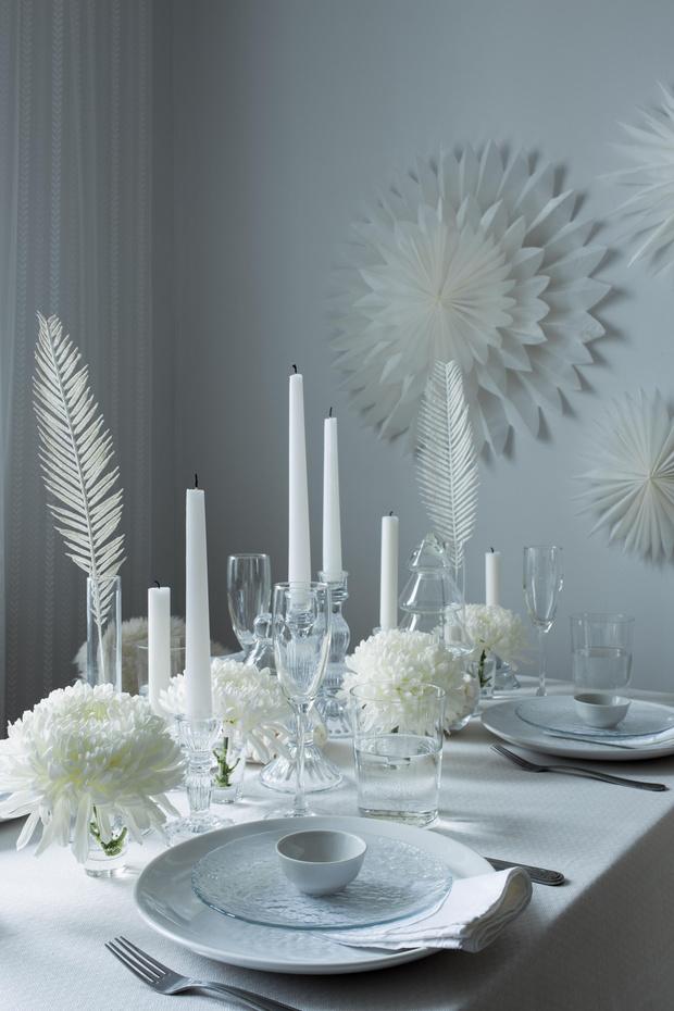 Фото №13 - Все к столу: три дизайнерские сервировки для главного праздника
