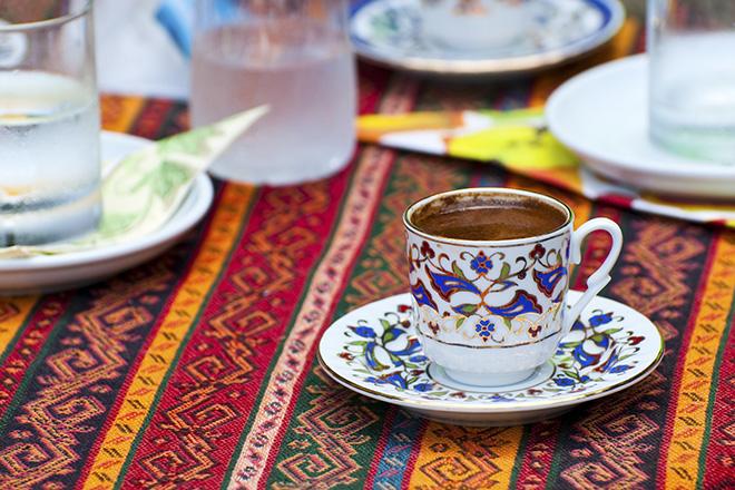 Кофе по-турецки