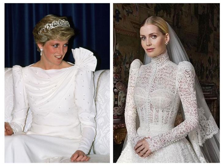 Фото №1 - Почему леди Китти Спенсер не надела фамильную тиару на свою свадьбу