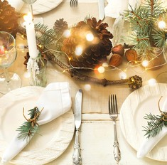 Быстрое меню: 10 простых продуктов для праздничного стола