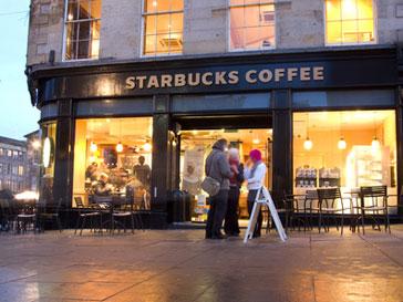Кофейни Starbuсks меняют фирменный логотип