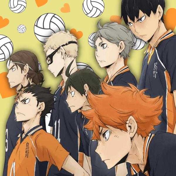 Фото №1 - Тест: Кто твой соулмейт из аниме «Волейбол!!»? 🏐