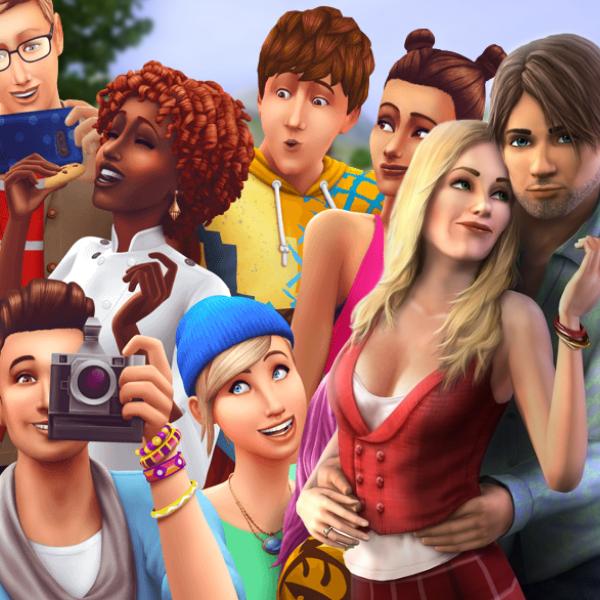 Фото №1 - Тест: Ты больше Sims 3 или Sims 4? 💚