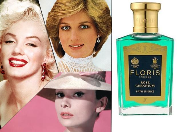 Фото №1 - Золотой запас: любимые ароматы Одри Хепберн, Мэрилин Монро и других звезд прошлого столетия
