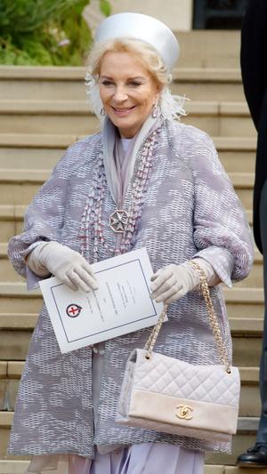 Фото №4 - Дочь Королевы против «виндзорской нахалки»: что Анна не поделила с принцессой Майкл Кентской
