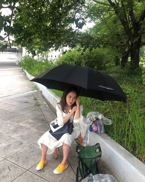 Фото №16 - Pretty Unnie: Все, что мы знаем о богине удачи Сон Джи Хё 🍀