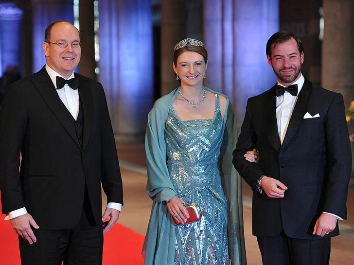 Фото №7 - Самые красивые и дорогие тиары королевской семьи Люксембурга
