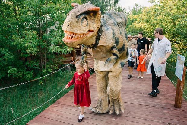 Фото №2 - Благотворительный фестиваль в Семейном парке развлечений Skazka