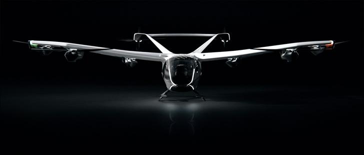 Фото №1 - В Airbus разработали новый прототип летающего такси