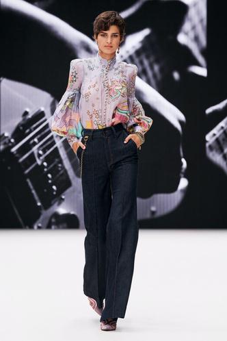 Фото №8 - Самые модные джинсы осени и зимы 2021/22