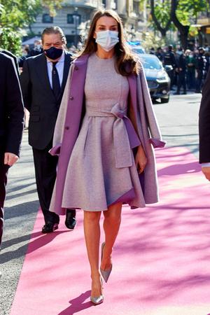 Королева Испании Летиция: фото, 2020