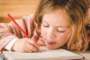 Фото №1 - Тайный смысл детских рисунков