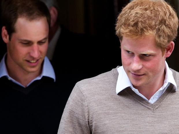 Фото №2 - Особенный принц: почему Гарри всегда считал, что Уильям ему завидует